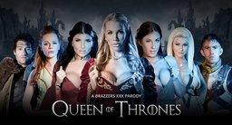 Королева престолов: XXX порно пародия