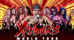 Всемирный порно тур Xanderа