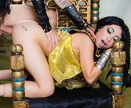Горячий секс с персидской красоткой азиаткой - 5