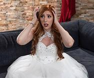 Секс рыжеволосой девушки с парнем перед свадьбой - 1