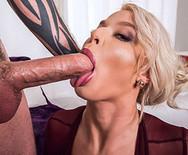 Жесткий домашний анальный секс грудастой шлюхи с любовником - 4