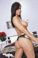 Красивый секс с горячей грудастой латинской мамкой #2