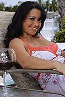 Порно с горячей латинской мамочкой с большими сиськами #1