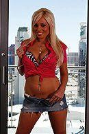Трах в пизду с зрелой блондинкой с большой попой #3