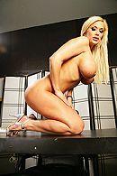 Анальный секс в офисе с ненасытной молодой блондинкой #4