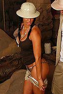Смотреть трах в пизду зрелой шлюхи с большими сиськами #5
