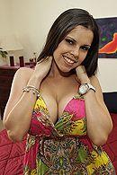 Анальный секс привлекательной латинки с большой попой #2