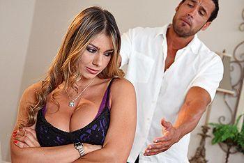 Смотреть классный трах в пизду блондинки жены со своим мужем