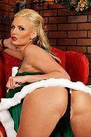 Трах в анал с красивой блондинкой с большими сиськами #2