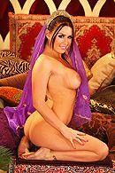 Домашний анал с красивой сексуальной брюнеткой с упругими сиськами #4