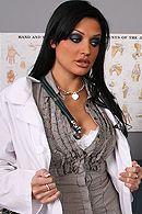 Страстный трах с привлекательной врачихой в больнице #5