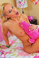Смотреть красивое порно красивой блондиночки с её другом #4