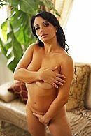 Вагинальный секс со взрослой черноволосой латинкой с пирсингом #4