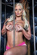 Анальный трах зрелой блонды с большой задницей #2