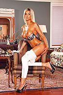 Шикарный секс с сексуальной ненасытной блондинкой #2