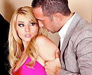 Смотреть нежный секс с милой молодой студенткой - 1