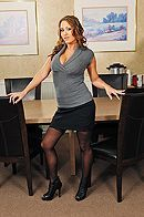 Смотреть анал в офисе с пышной ненасытной секретаршей #1
