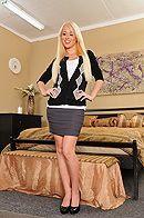Смотреть домашний секс с молодой милой блондинкой #1