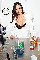 Смотреть горячий секс полицейского со стройной брюнеткой #1