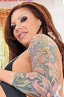 Смотреть анальный секс с татуированной развратницей #4
