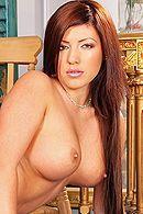 Жесткий секс рыженькой красотки во все щелки #4