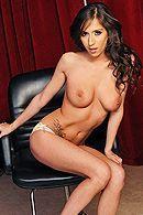 Красивый секс со стройной цыпочкой на порно передаче #4