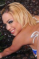 Анал с молодой блондинкой с натуральными сиськами #2