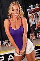 Смотреть красивое порно лысого с солидной блондинкой с большими сиськами #1