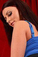 Анальный секс с красивой рыженькой бестией #2