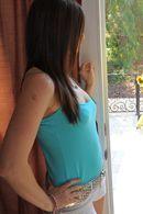 Молоденькая девочка с красивой грудью кончает от секса с другом #5