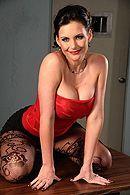 Возбужденный коп трахает элитную проститутку #3