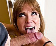 Смотреть жаркий домашний секс со зрелой рыженькой бабой - 2