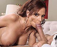 Шикарный секс молодого парня со взрослой теткой - 2