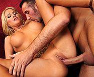 Шикарный секс с озорной блондинкой с упругими сиськами - 5