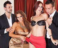 Смотреть групповое порно с сексуальными молодыми девками - 1