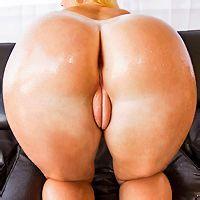 Жаркий анал с привлекательной блондинкой в теле