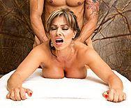 Нежный секс с сексуальной латинкой с огромными сиськами - 5