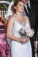 Групповое порно с рыжей невестой #2