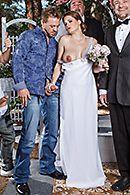 Групповое порно с рыжей невестой #3