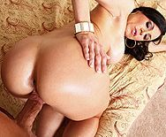 Горячий вагинальный секс со зрелой сексуальной брюнеткой - 5
