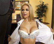 Смотреть красивый анальный секс с шикарной сексуальной блондинкой - 1