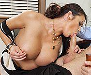 Анальный секс с сексуальной азиаткой с большими сиськами - 2