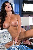 Страстное порно с ненасытной пышной дамой #3