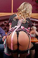 Жаркое порно зрелой женщины во все щелки #2
