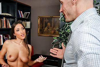 Смотреть порно стройной школьницы с преподом