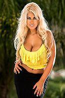 Смотреть двойное проникновение с пышногудой сногсшибательной блондинкой #1