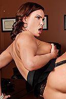 Анальный секс с секретаршей в институте #5