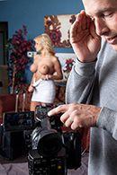 Страстный секс фотографа с сексуальной красивой моделью #2