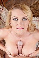Порно лысого доктора с опытной сиськатой блондинкой #3