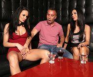 Красивый анал со стройными лесбиянками - 2